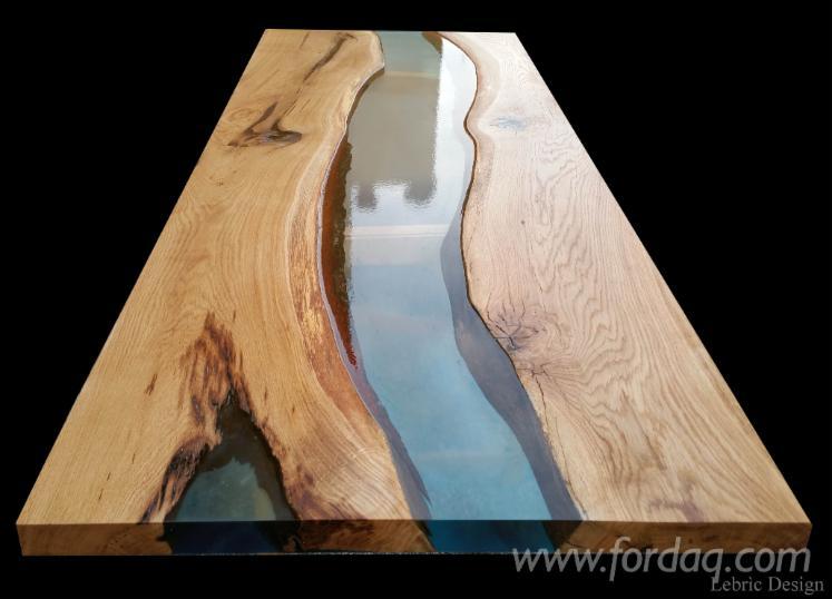میز اپوکسی و چوب3