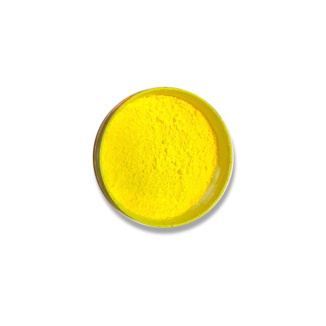 پودر شبرنگ زرد
