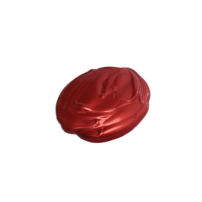 رنگ اکریلیک قرمز صدفی آبستره