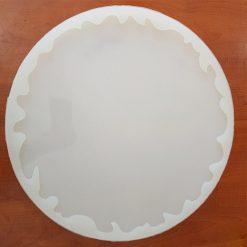 قالب سیلکون دایره سازگار با اپوکسی