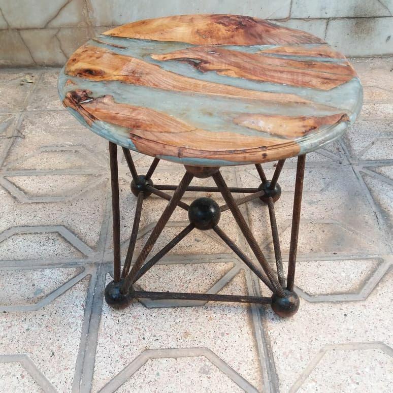 نمونه کار میز رزینی آقای علوی