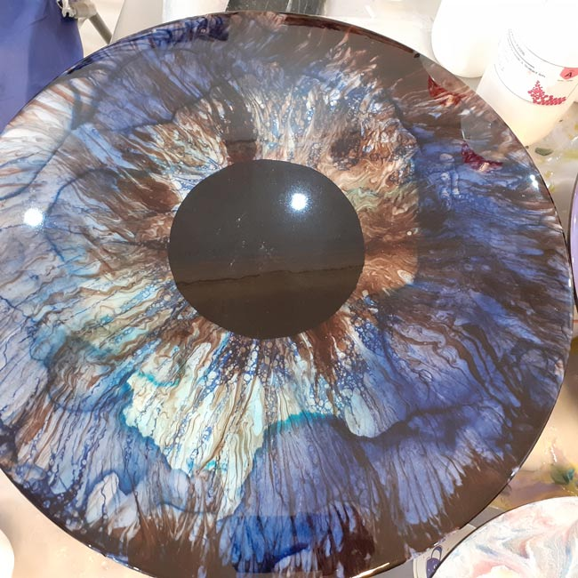 تکنیک چشم رزینی
