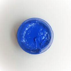 رنگ خمیری آبی