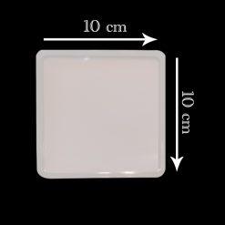 قالب سیلیکون رزین زیر لیوانی