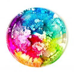 رنگ میکروبی رزین