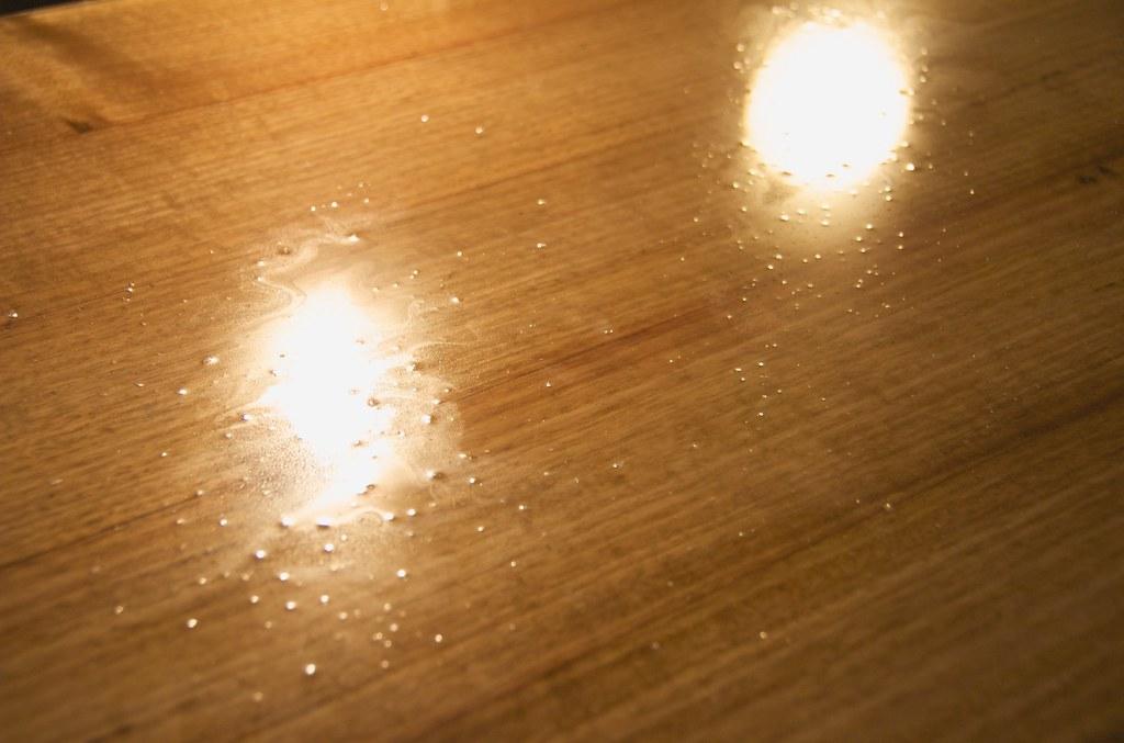 رفع حباب رزین اپوکسی