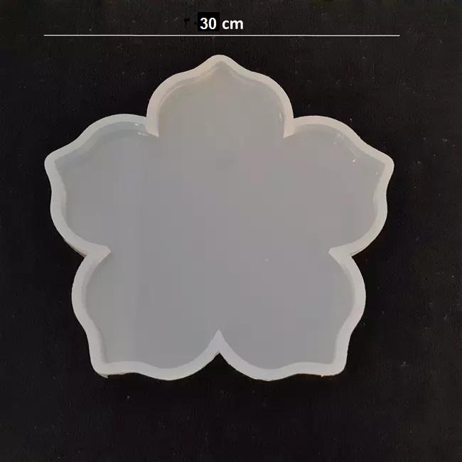 قالب سیلیکونی گل