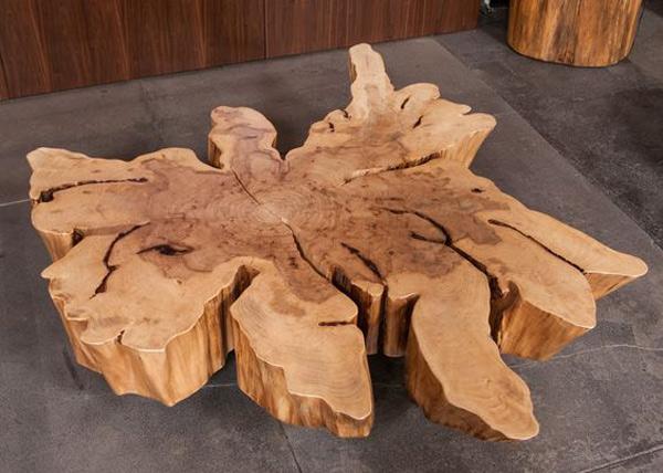 چوب درخت توسکا